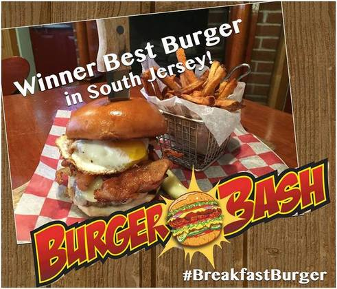 Burger Bash Winners!