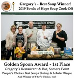 <p>People's Choice &amp; Chef's Choice in 2019!</p>