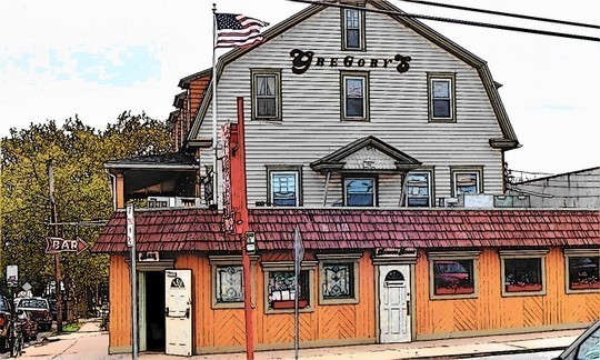 Gregory's Restaurant and Bar - Great Food and Drink...in Historic Somers Point!